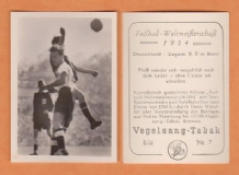 West Germany v Hungary Pfaff Czibor (7)